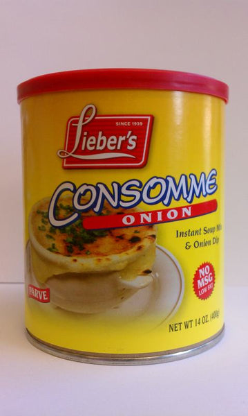 Liebers Onion Consomme NO MSG