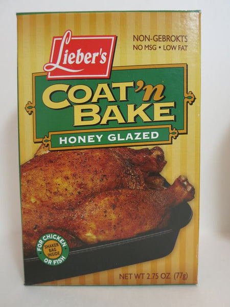 Liebers Coat-N-Bake  {Honey Glaze}