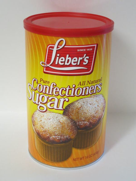 Liebers Pure Confectioners Sugar