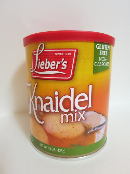 Liebers Knaidel Mix - Large