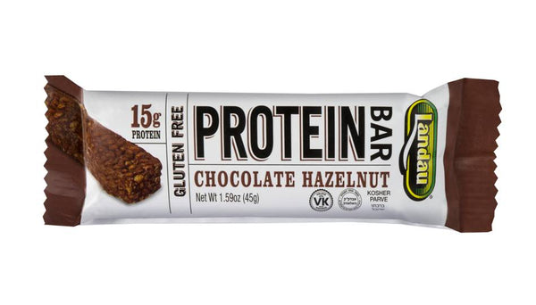 Landau Gluten Free Protein Bar - Chocolate Hazelnut 3 Pack