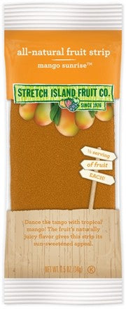 Stretch Island Fruit Leather - Mango Sunrise