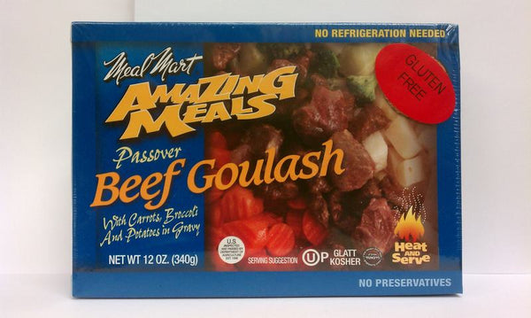 Amazing Meals Beef Goulash