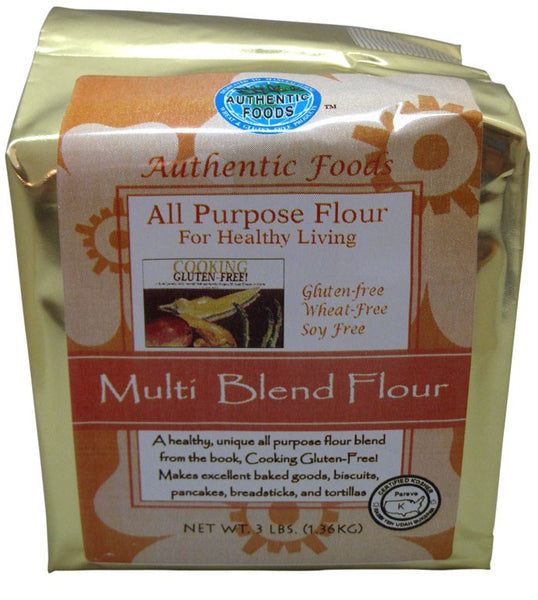 Authentic Foods Multi Blend Flour