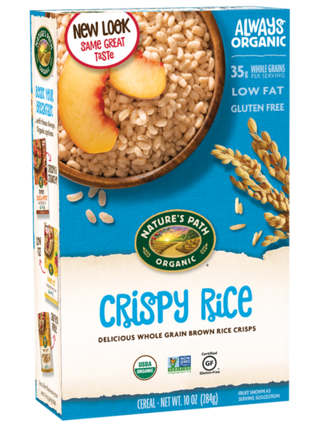 Nature's Path Crispy Rice Cereal 10 oz.