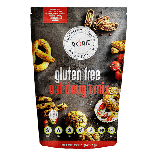 Rorie Gluten Free Oat Dough Mix **NEW**
