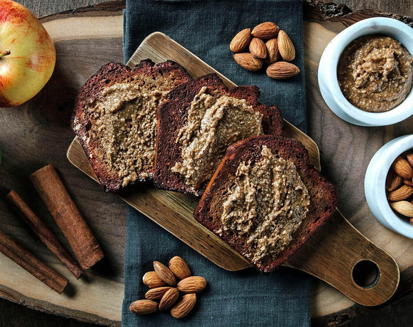 Paleo Almond Butter - Cinnamon