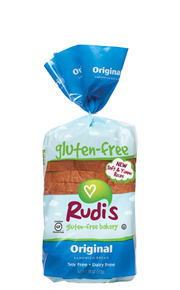 Rudis Original Sandwich Bread  2 PACK
