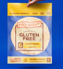 Pas Nisht Smart-Grain Wraps