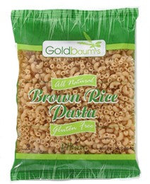 Goldbaum's Brown Rice Elbow Pasta