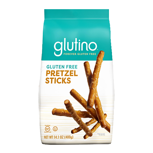 Glutino Pretzel Sticks