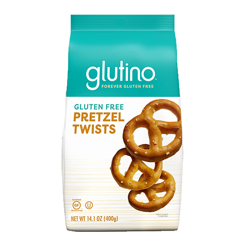 Glutino Pretzel Twists - Family Bag