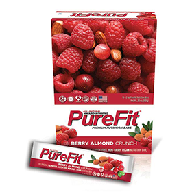 Pure Fit Berry Almond Crunch Bars