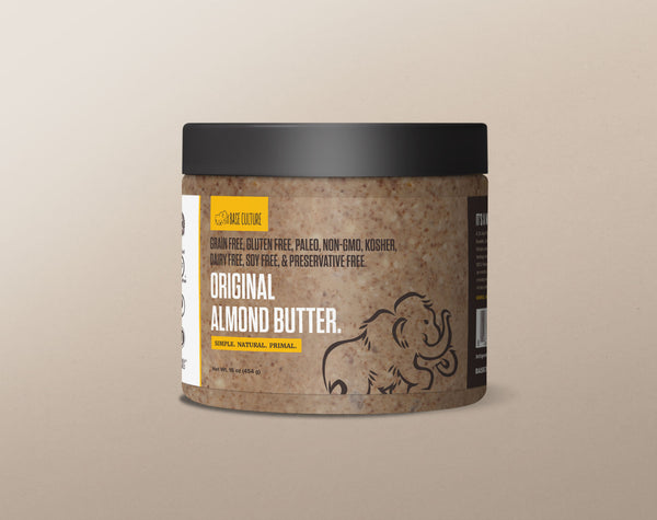Paleo Almond Butter - Original