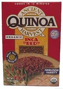 Ancient Harvest Organic Red Quinoa