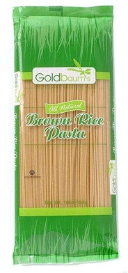 Goldbaums Brown Rice Spaghetti Pasta