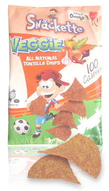 Snackette Veggie Tortilla Chips
