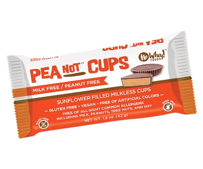 "No Whey! PEA""noT"" Cups"