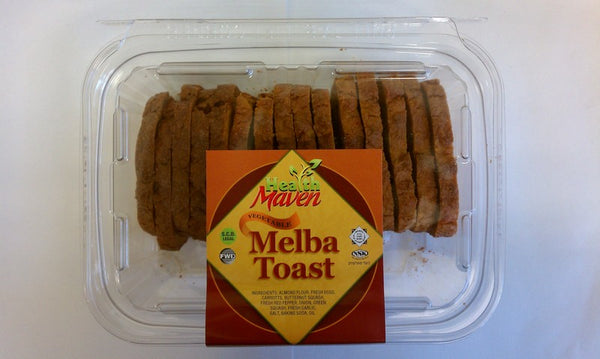 Health Maven Melba Toast -Vegetable ~LOW CARB~