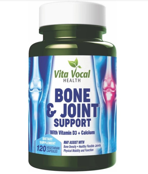 VitaVocal Bone & Joint Support 120 Vcaps