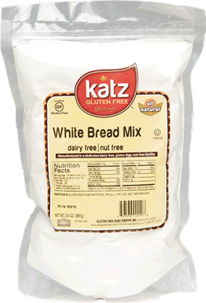 Katz Gluten Free White Bread Mix