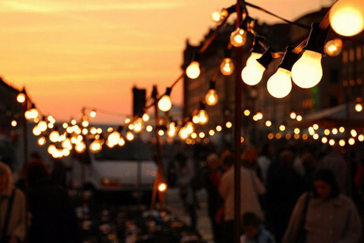 The Expert Guide To Festoon Lighting