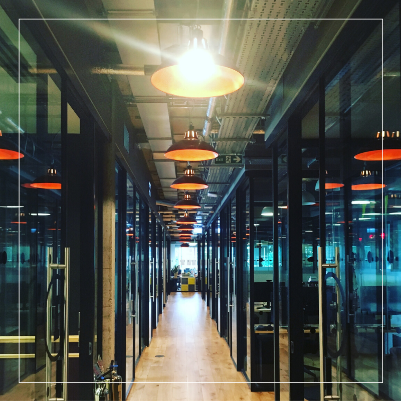 WeWork Old Street, London