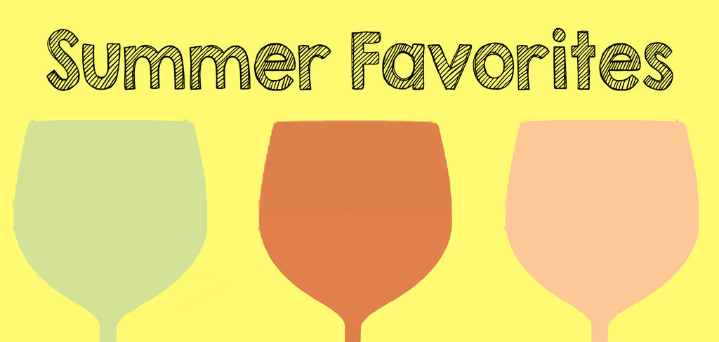 Caputi's Summer Favorites