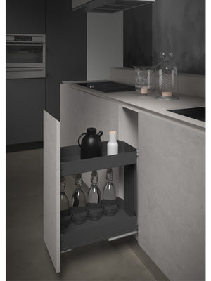 Pull-Out Storage Rack 300mm | Orione Collection