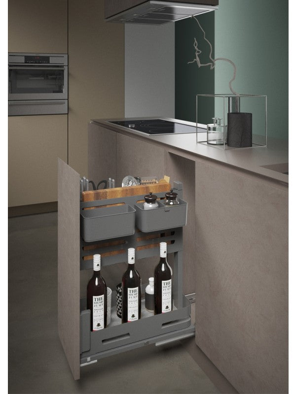 Pull-Out Multipurpose Storage 300mm | Orione Collection