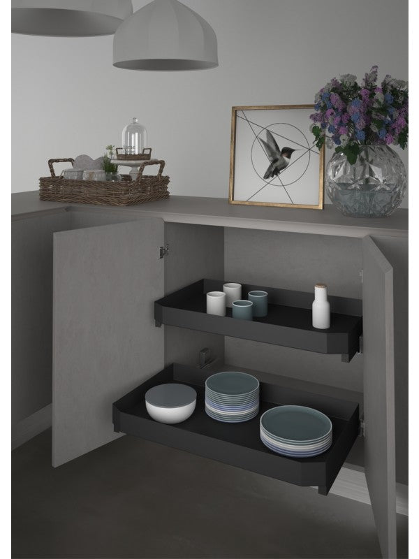 Pull-Out Storage Rack 600mm | Orione Collection