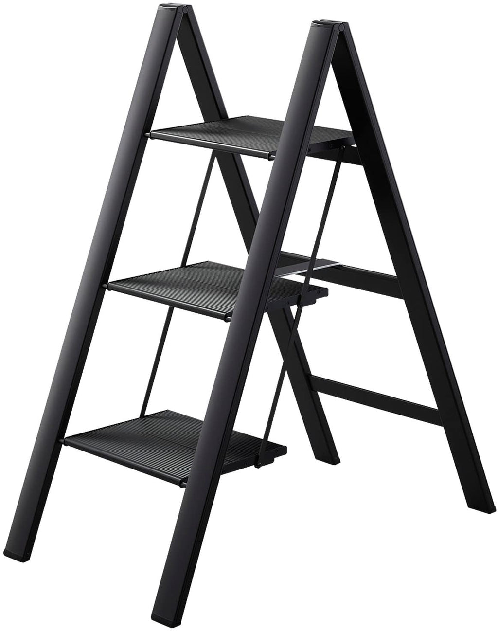 Home Use Ultra-Slim Ladder Stool Steps