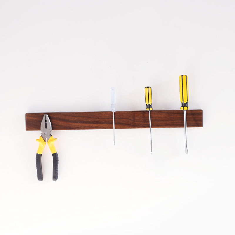 Magnetic Knife Bar | Solid Walnut