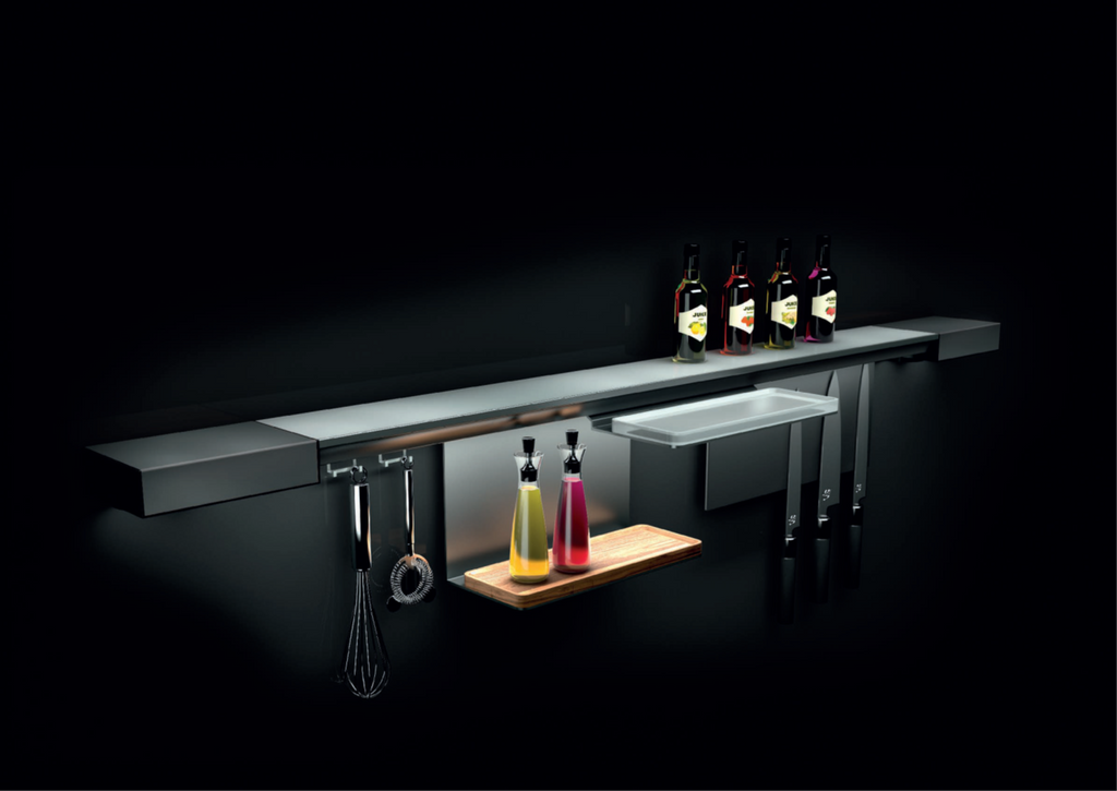 System Miro® - Amante de Cafe set | Modular Kitchen Display