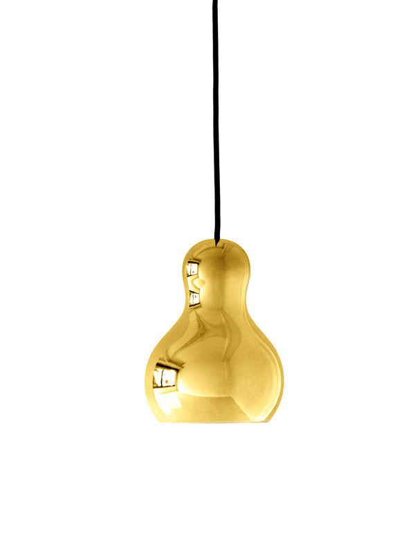 Gold Calabash™ Pendant Light | Designer: Komplot Design