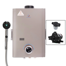 Load image into Gallery viewer, 10127 - L7-PS - Eccotemp Tankless Water Heater w/ EccoFlo Pump & Strainer