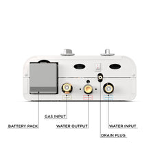 Load image into Gallery viewer, 10122 - L5-PS Eccotemp Tankless Water Heater w/ EccoFlo Pump & Strainer