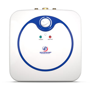 10110 - EM-2.5 Eccotemp Gallon Mini Electric Hot Water Tank - Point of Use