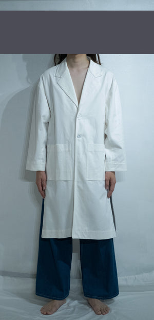 WORK COAT WITH YABIKU HENRIQUE YUDI
