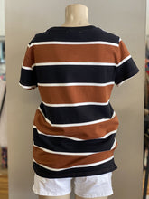 Load image into Gallery viewer, ss striped tee