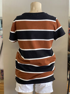 ss striped tee