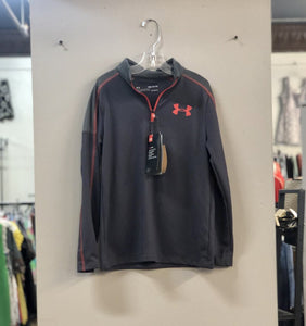 1/4 zip pullover NWT