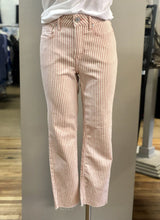 Load image into Gallery viewer, stripe pants NWT