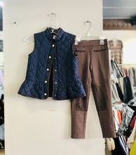 Load image into Gallery viewer, quilted vest set