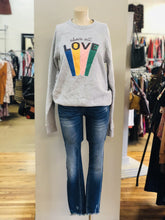 Load image into Gallery viewer, Above All, Love Sweatshirt
