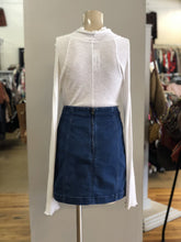 Load image into Gallery viewer, Free People Jean Skirt