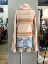 Load image into Gallery viewer, Free People Tneck Crop Sweater