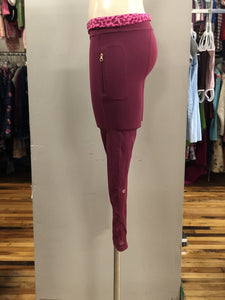 Inspire Tights W/ Zipper Pockets