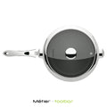 On & Off 28cm Nonstick Sauté Pan with Detachable Handle - Kitchen Square