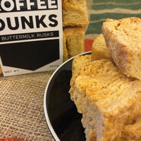 BUTTERMILK RUSKS 350G